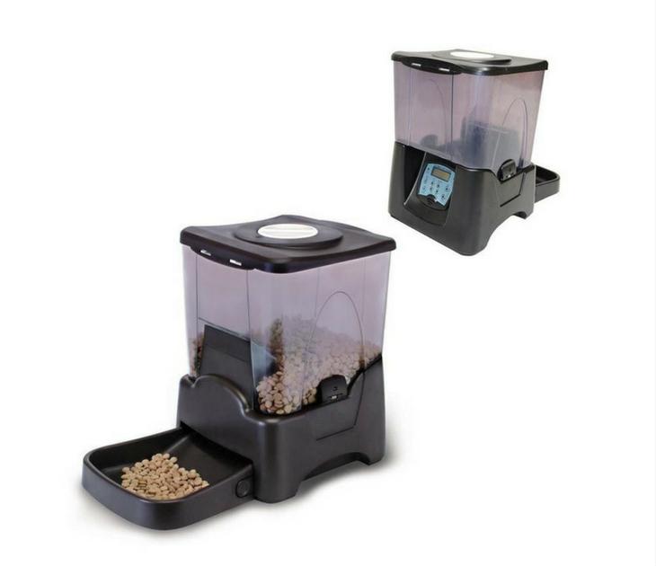 Αυτόματη Προγραμματιζόμενη Ταΐστρα Κατοικιδίων (90 γεύματα) ταΐστρες   μπολ σκύλου