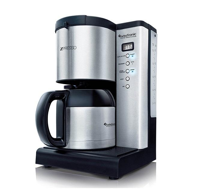 Καφετιέρα Γαλλικού Turbotronic TT-CM8 (1000W)
