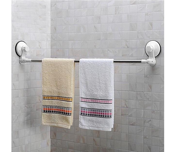 Κρεμάστρα Τοίχου Με Βεντούζα Για Πετσέτες Μπάνιου-Towel Rack OEM