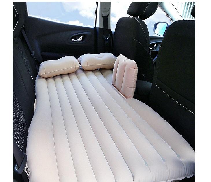 Φουσκωτό Στρώμα Ταξιδιού Για Το Πίσω Κάθισμα Του Αυτοκινήτου car gadgets