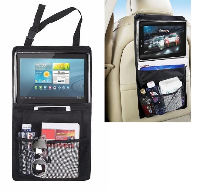 Θήκη Αποθήκευσης με Βάση Τablet για το Αυτοκινήτο gadgets