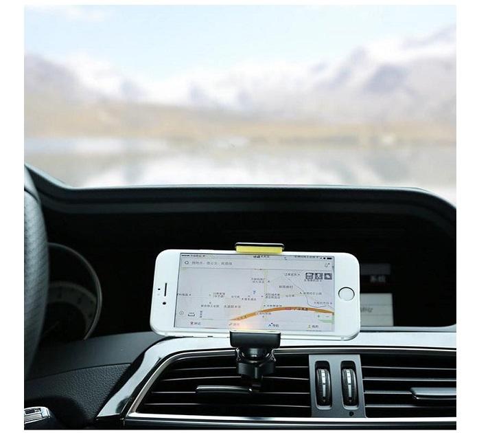 Βάση Στήριξης Κινητού με Κλιπ για τον Αεραγωγό του Αυτοκινήτου gadgets