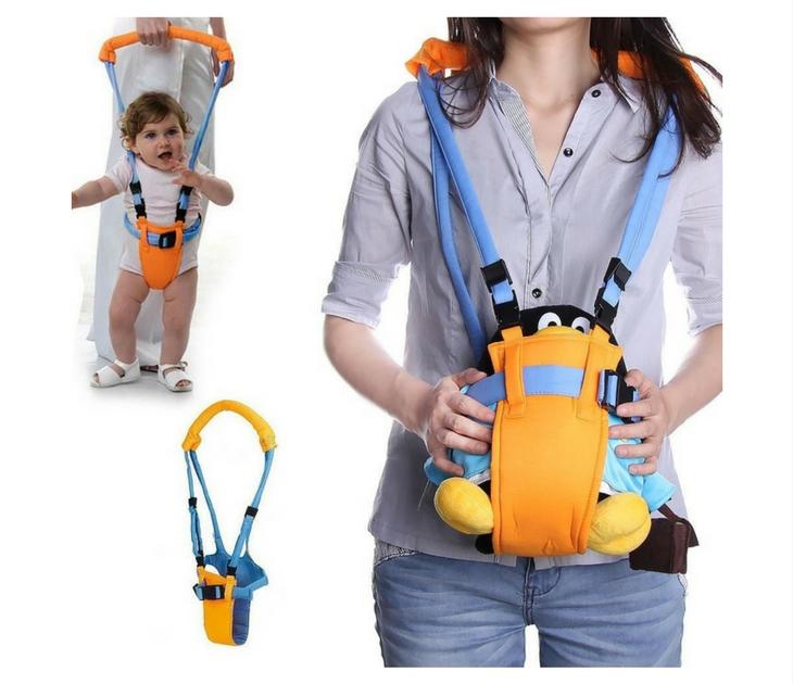 Φορητή Περπατούρα - Ζώνη Ασφαλείας Για Μωρά