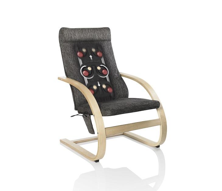Καρέκλα Μασάζ Shiatsu 2 Σε 1 RC 410