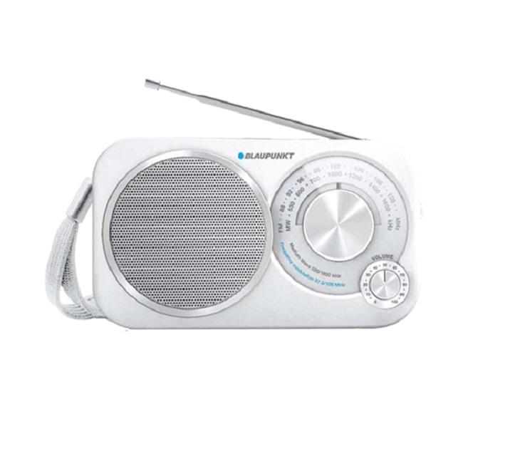 Αναλογικό Ραδιόφωνο Ταξιδίου FM/MW Blaupunkt ΒΑ-209 ραδιορολόγια   ξυπνητήρια