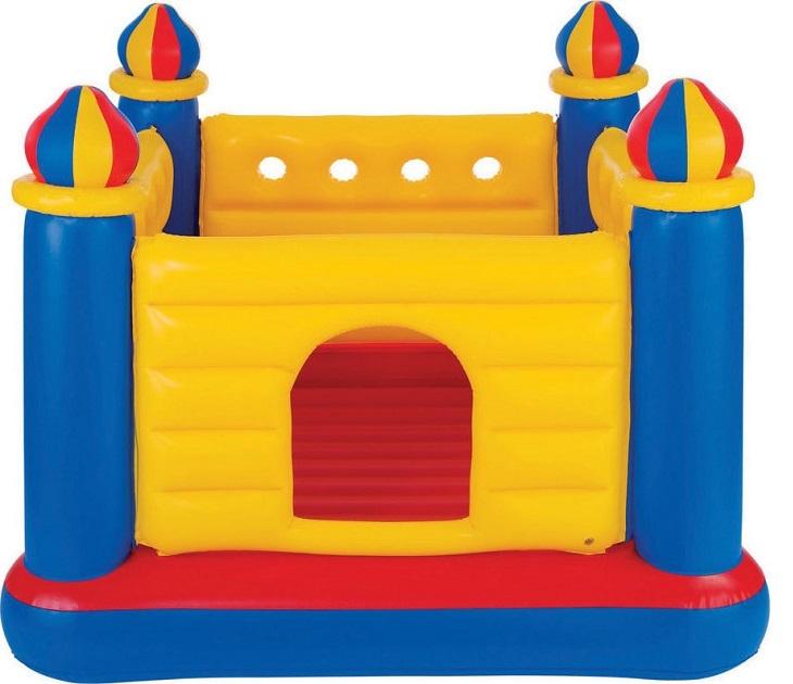 Φουσκωτό Τραμπολίνο Jump-O-Lene Castle Bouncer INTEX 48259