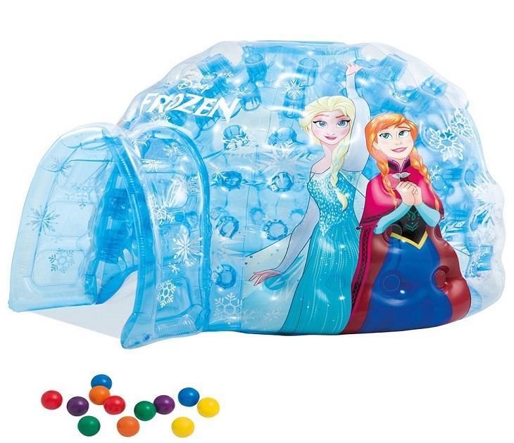 Παιδικό Φουσκωτό Σπιτάκι Frozen Igloo παιδικά παιχνίδια