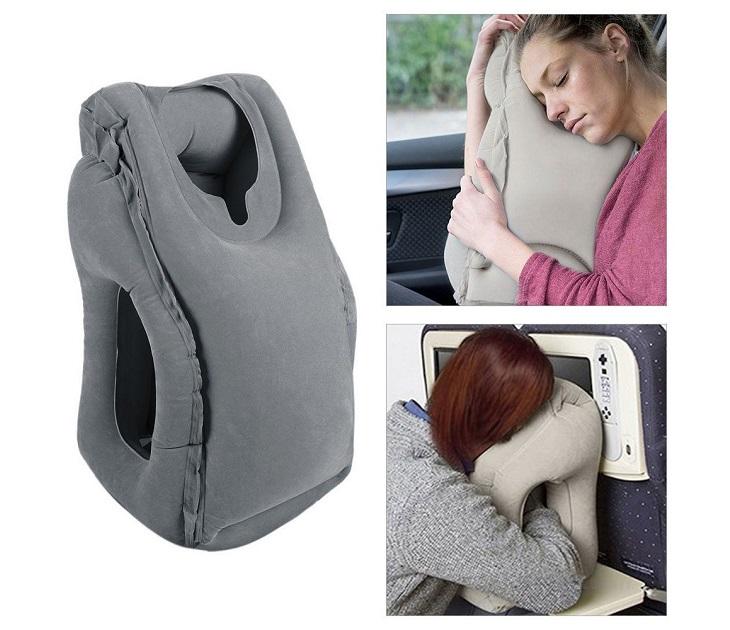 Φουσκωτό Μαξιλάρι Ταξιδίου Multifunctional Travel Pillow φουσκωτά μαξιλάρια