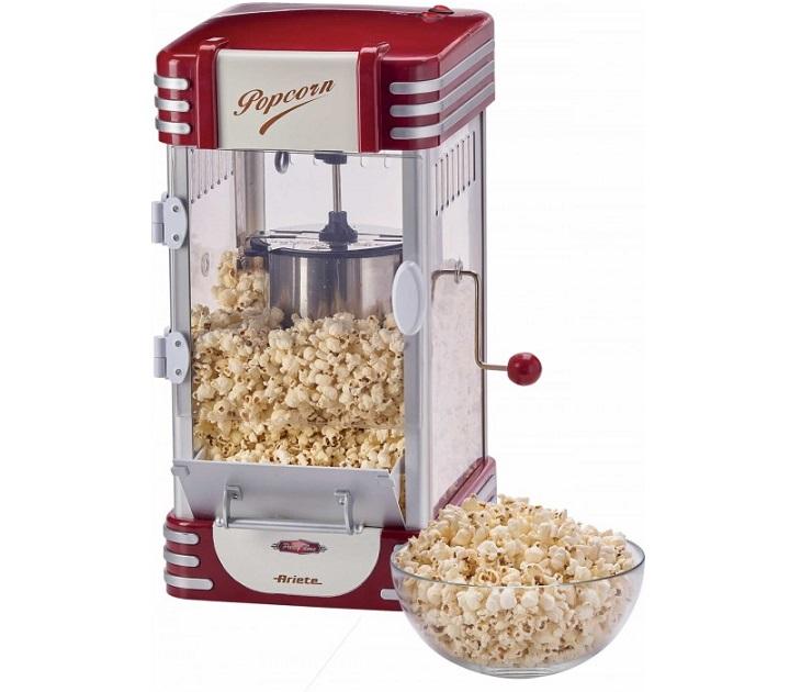 Μηχανή Παρασκευής Pop Corn Ariete 2953 XL Popcorn Popper μηχανές pop corn