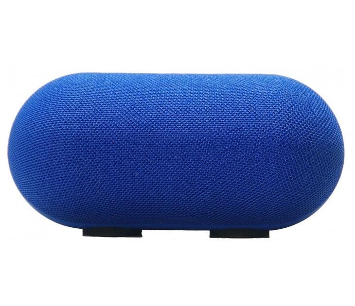 Ασύρματο Ηχείο Bluetooth Crystal Audio Pod BS-01-BL 5W Blue