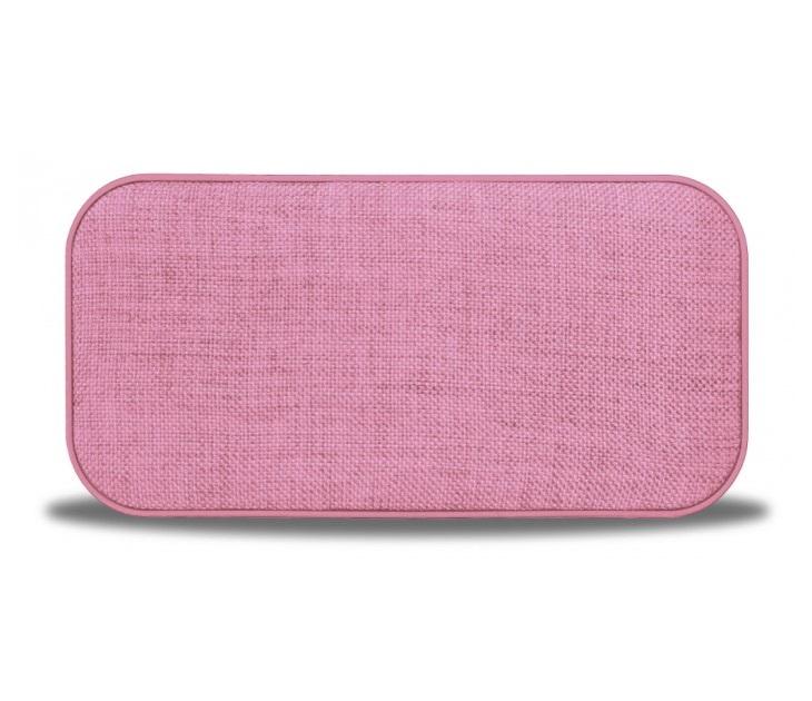 Ασύρματο Ηχείο Bluetooth Crystal Audio Frame BS-04-P 10W Pink