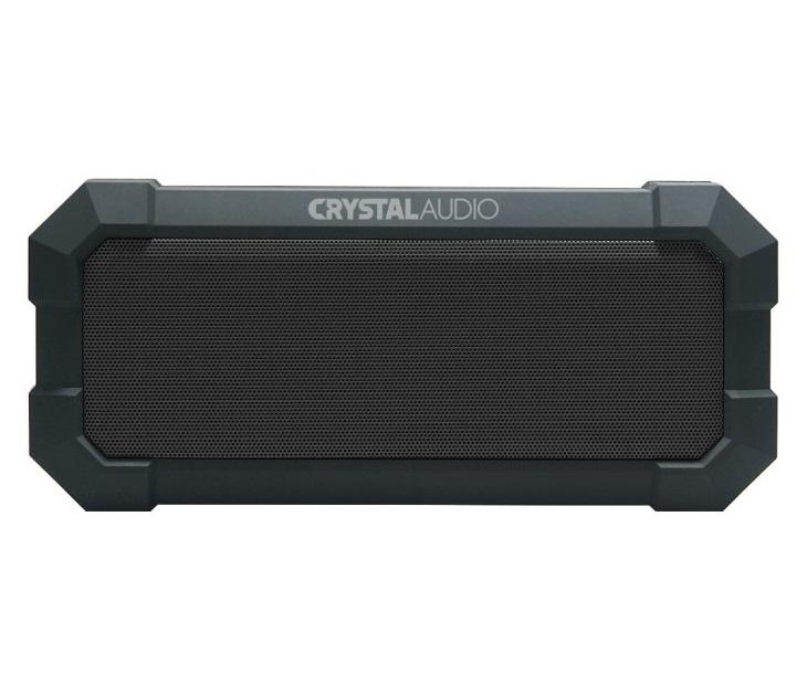 Ασύρματο Ηχείο Bluetooth Crystal Audio Splash BS-08-K 10W