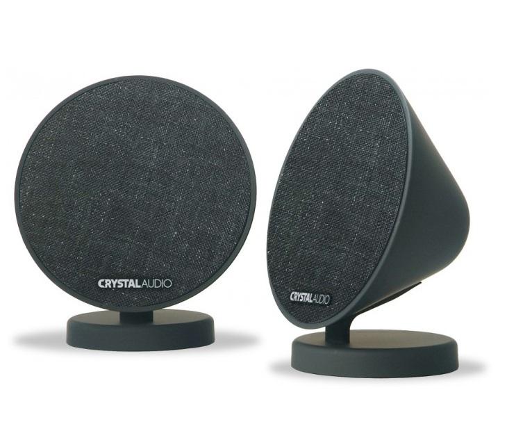 Ασύρματα Ηχεία Bluetooth Crystal Audio Sonar Duo BS-06-K 10W