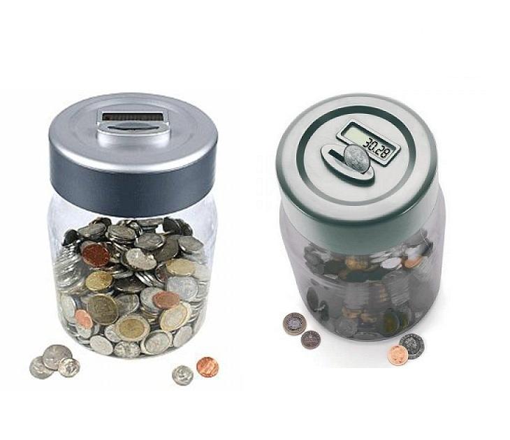 Κουμπαράς - Καταμετρητής Κερμάτων Ευρώ OEM