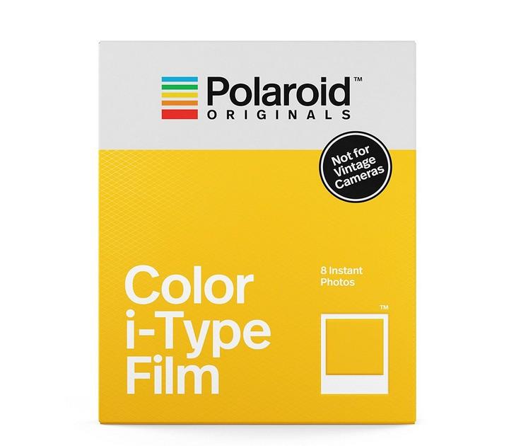Έγχρωμο Φιλμ Νέας Γενιάς Polaroid Color Film για i-Type αξεσουάρ φωτογραφικών
