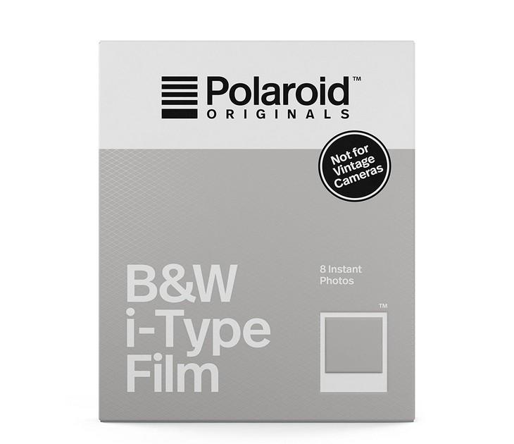 Ασπρόμαυρο Φιλμ Νέας Γενιάς Polaroid B&W Film για i-Type αξεσουάρ φωτογραφικών
