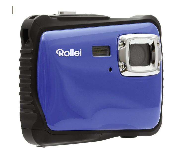Υποβρύχια Φωτογραφική Μηχανή Rollei 10059 Sportsline 65 Blue action cameras