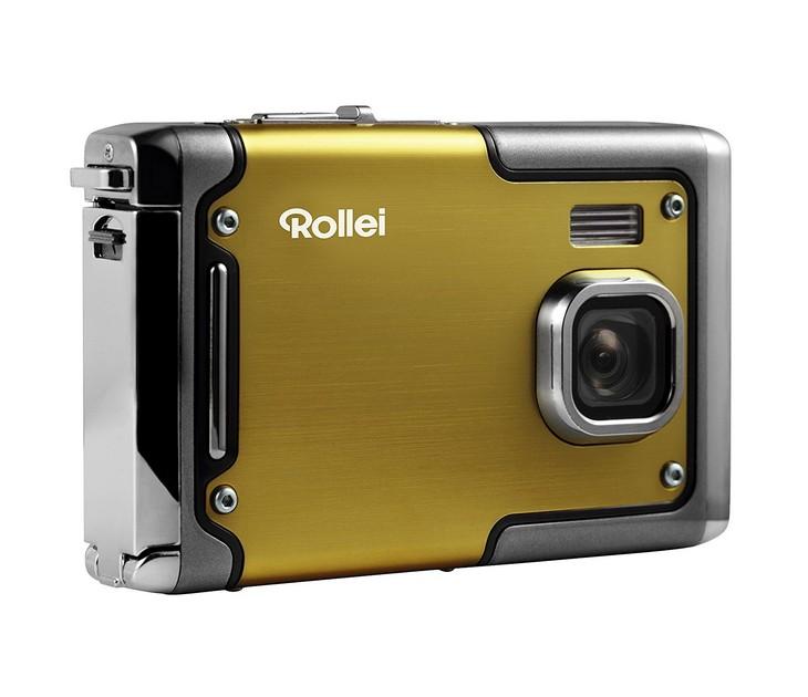 Υποβρύχια Φωτογραφική Μηχανή Rollei 10062 Sportsline 85 Yellow action cameras