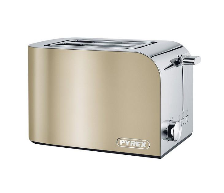 Φρυγανιέρα Pyrex SB-930 Gold (800W) φρυγανιέρες