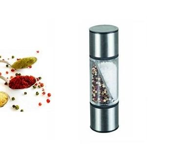 Διπλός Μύλος για Πιπέρι & Αλάτι Metaltex είδη σπιτιού