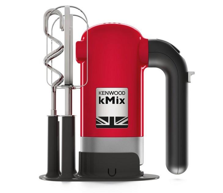 Μίξερ Χειρός Kenwood kMix HMX750RD (350W)