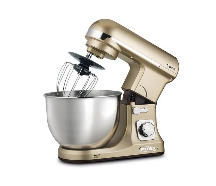 Κουζινομηχανή Pyrex SB-1000 Gold (1000W) κουζινομηχανές