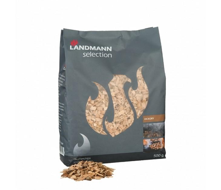 Αρωματικά Ξύλα Καπνίσματος Αγριοκαρυδιά Landmann LD 16300 μπάρμπεκιου   bbq