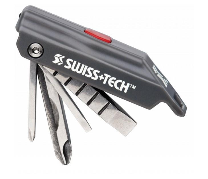 Σετ Κατσαβιδιών 7 σε 1 Swiss Tech Screws-All