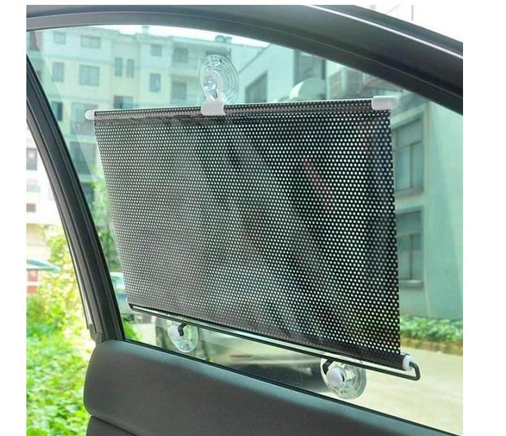 Αναδιπλούμενο Κουρτινάκι Ηλιοπροστασίας Για Το Αυτοκίνητο