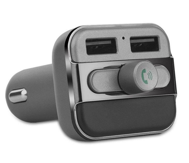 Πομπός Αυτοκινήτου με USB, microSD, Bluetooth & Φορτιστή 25133 bluetooth   fm transmitters