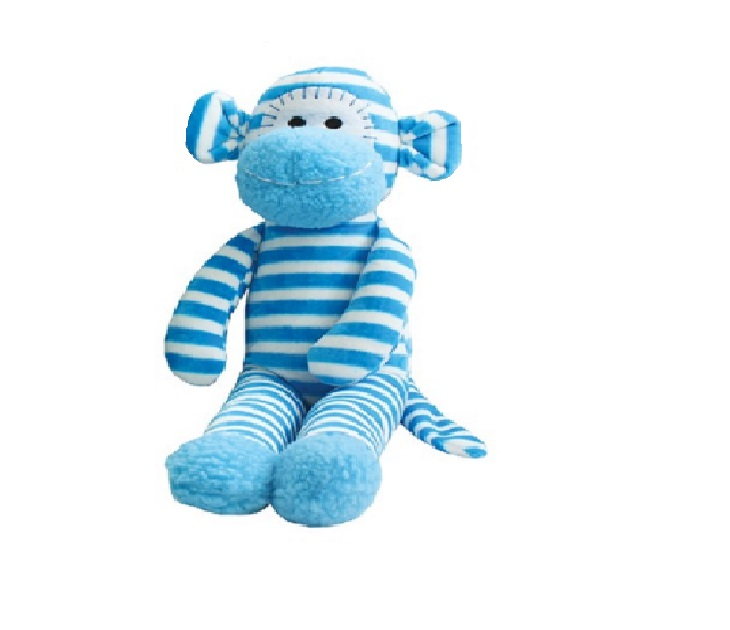 Λούτρινο Παιχνίδι για Σκύλους Happy Pet Onesie Monkey (Blue) παιχνίδια σκύλου