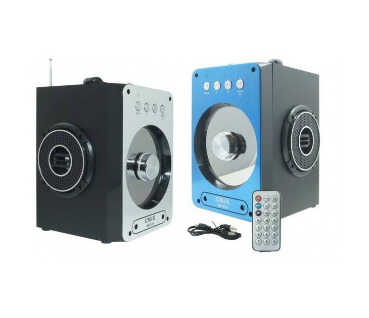 Φορητό Ηχοσύστημα Bluetooth USB/TF/Ράδιο- CMIK MK-619