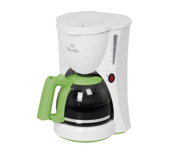 Καφετιέρα Φίλτρου IQ CM-130 Verde 1.2L (Πράσινο)