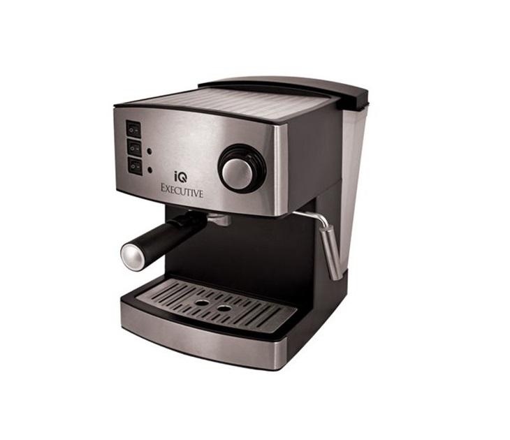Μηχανή Espresso IQ CM-170 Silver