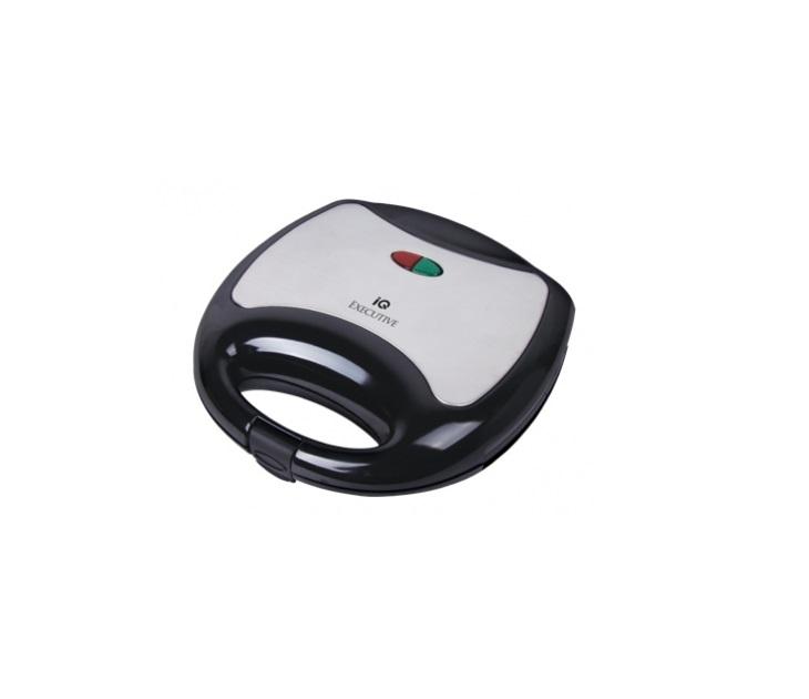 Τοστιέρα με Αντικολλητικές Πλάκες Grill IQ ST-646 (750W)