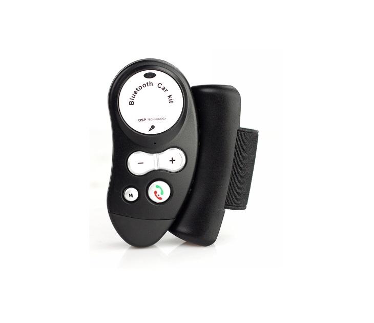 Bluetooth Car Kit για το Τιμόνι του Αυτοκινήτου bluetooth   fm transmitters