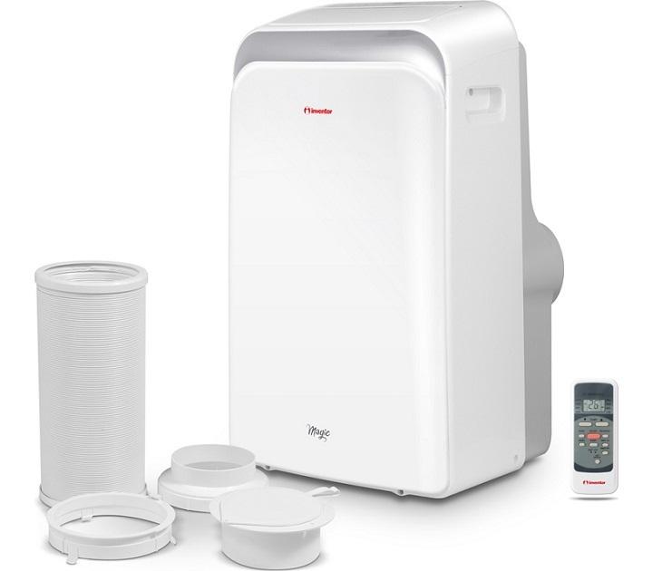 Φορητό Κλιματιστικό Ψύξης & Θέρμανσης Inventor Magic MGHP-12 φορητά κλιματιστικά   air coolers