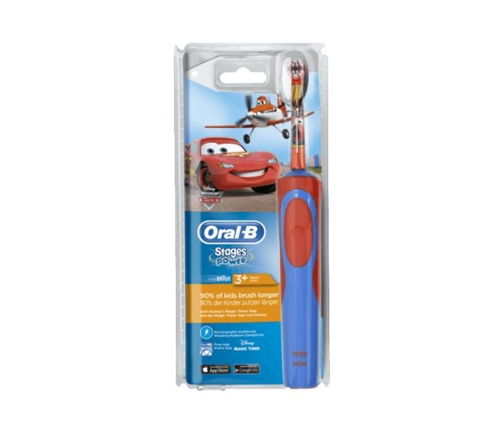 Ηλεκτρική Οδοντόβουρτσα Oral-B Vitality Kids Cars 3+