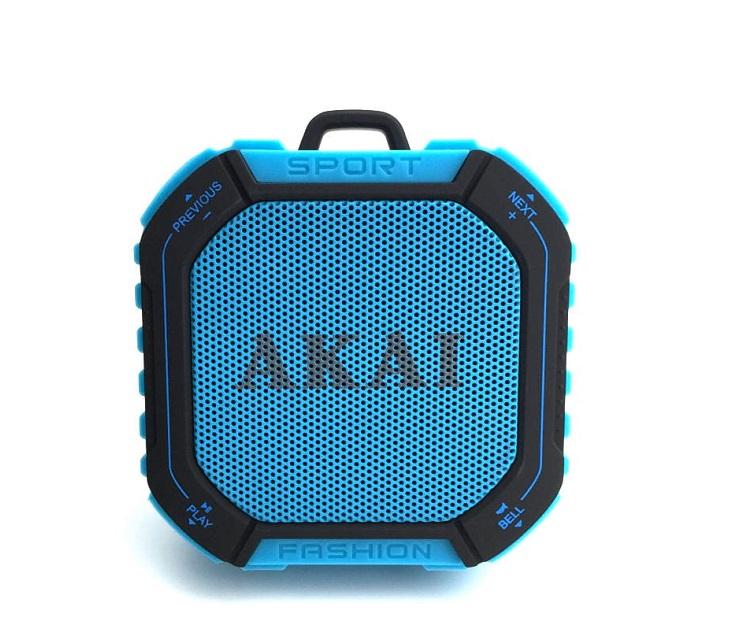 Αδιάβροχο Ηχείο Bluetooth/FM/micro SD/AUX – 3W ABTS-B7