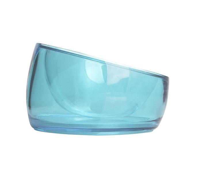 Μπολ Φαγητού Supreme Oblik Medium (Μπλε) ταΐστρες   μπολ σκύλου