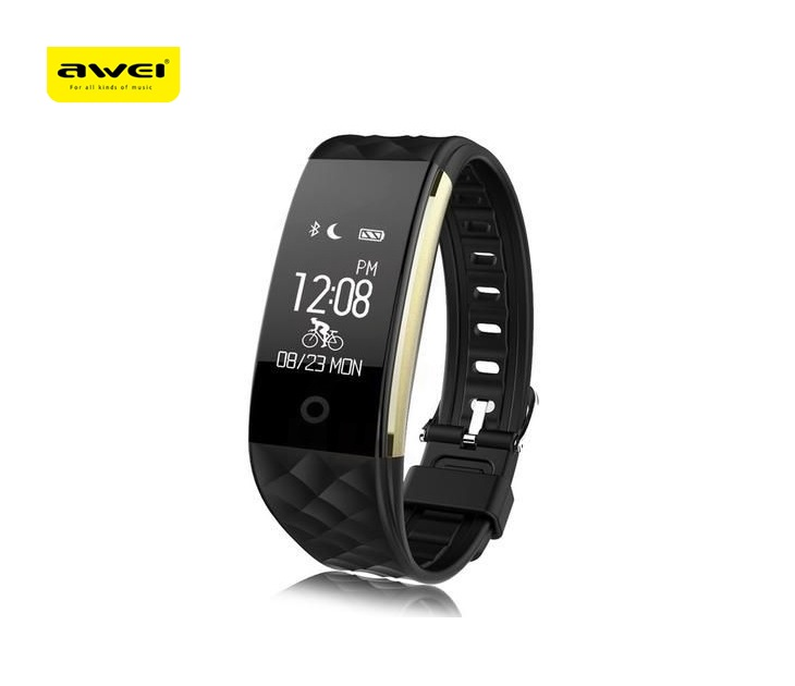Αδιάβροχο Activity Tracker & Smartwatch H1 AWEI