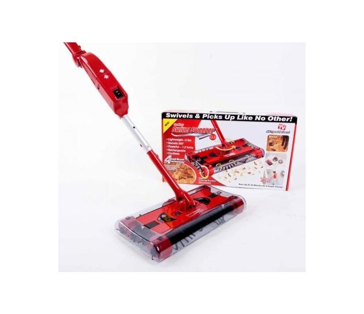 Επαναφορτιζόμενη Σκούπα Swivel Sweeper G3 ηλεκτρικά σκουπάκια χειρός
