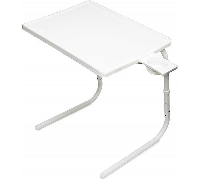Πτυσσόμενο Τραπεζάκι Πολλαπλών Χρήσεων με Ποτηροθήκη Table Mate gadgets