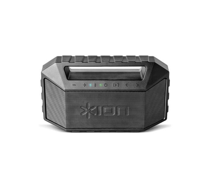 Αδιάβροχο Ασύρματο Ηχείο Bluetooth ION Plunge Black (20W)