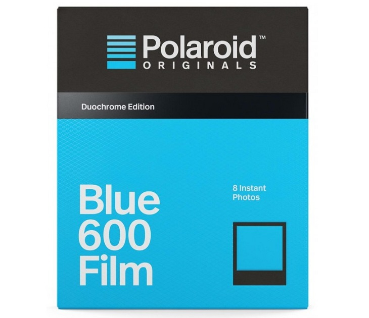 Polaroid Black & Blue Film για 600 & i-Type Cameras 140053 αξεσουάρ φωτογραφικών