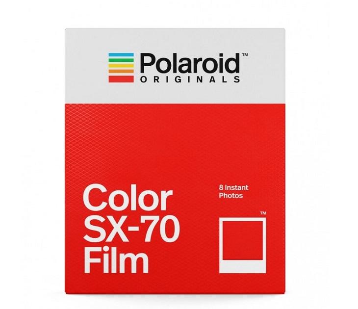 Polaroid Color Film για cameras με SX-70 140054 αξεσουάρ φωτογραφικών