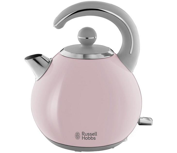 Βραστήρας Russell Hobbs RH 24402-70 Bubble Soft Pink Kettle