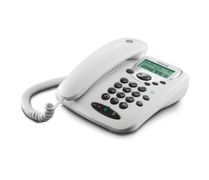 Ενσύρματο Σταθερό Τηλέφωνο με Ανοιχτή Ακρόαση MOTOROLA CT2W