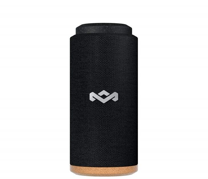 Φορητό Ηχείο 360 Bluetooth Marley No Bounds Sport (Μαύρο) EM-JA016-SB