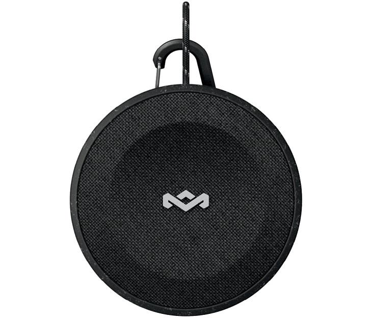 Φορητό Αδιάβροχο Ηχείο Bluetooth Marley No Bounds (Μαύρο)